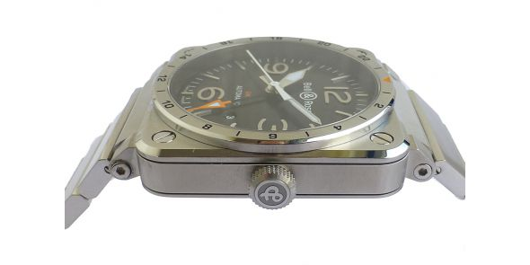 Bell & Ross BR03 GMT - NWW 1397