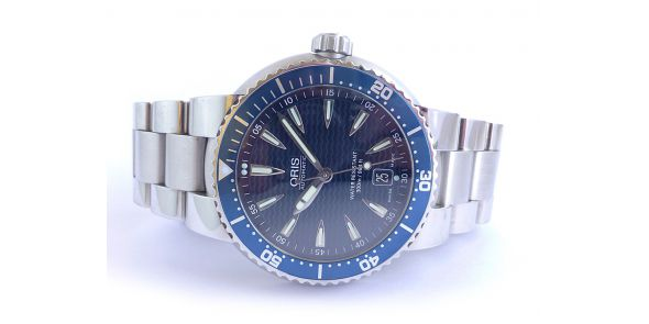 Oris 1000 Metre Divers Watch - ORS 66