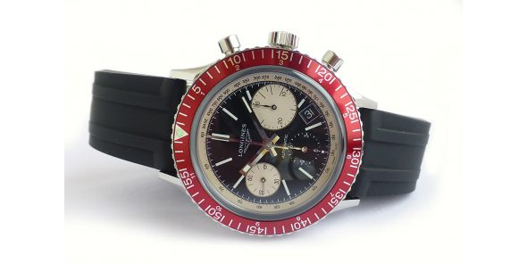 Longines Heritage 1967 Diver Chronograph - NWW 1402