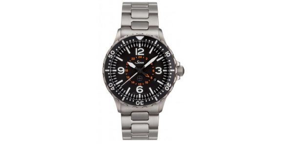 Sinn 857 Testaf on Tegimented Bracelet - SIN 235