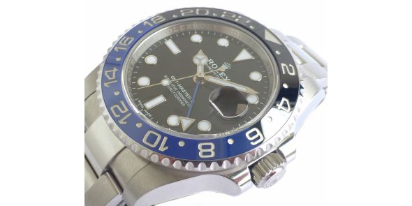 Rolex GMT II Ceramic Blue/Black BLNR - ROL 679