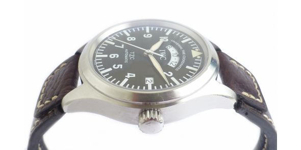 IWC Fliegeruhr UTC Second Time Zone. Model IW3251 - NWW 1413