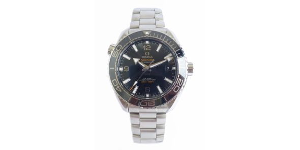 Omega Seamaster Planet Ocean Co-Axial With Ceramic Bezel - Black - OME 612