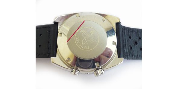Omega Seamaster Memomatic Alarm - Omega Serviced - OME 618