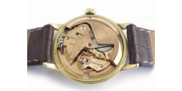 Omega Automatic Bumper Movement - OME 613