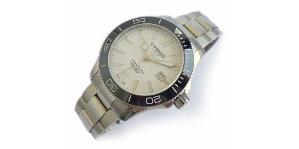 Christopher Ward C60 Trident Pro 600 - Ceramic - NWW 1417