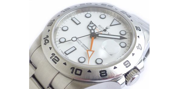 Rolex Explorer II Certified Chronometer - - ROL 678