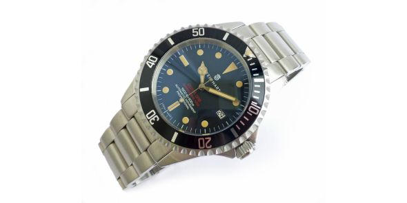Steinhart Ocean One Vintage Red - New - 0657