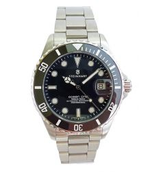 Steinhart Steinhart Ocean One 39 Black Ceramic - Upgraded Engraved Bezel 103-0981