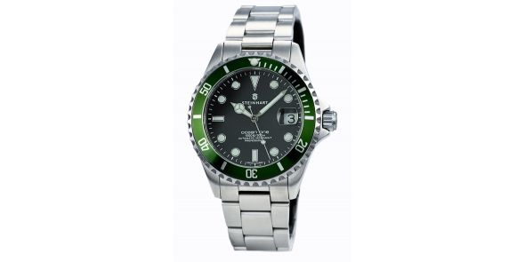Steinhart Ocean One 39 Green - 0725