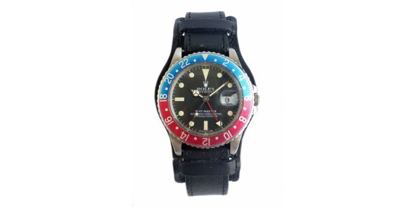 Rolex Oyster Perpetual GMT Master - Vintage Model 16750. - ROL 682