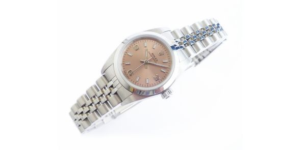 Rolex Oyster Perpetual Ladies - Salmon Dial - ROL 686
