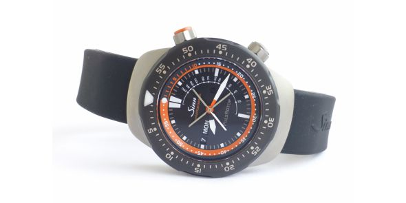 Sinn EZM 12 Air Rescue Service - Pre Owned - NWW 1428