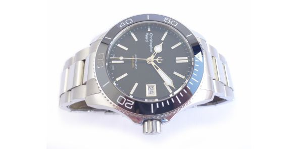 Christopher Ward C 60 Trident 38mm - NWW 1431