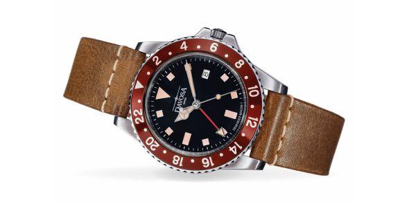 Davosa Vintage Diver - Tropic - 162.500.65