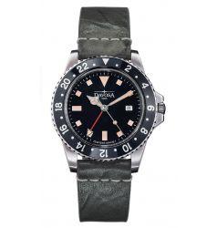 Davosa Vintage Diver - Black 162.500.55
