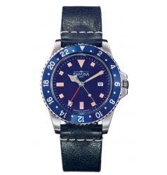 Davosa Vintage Diver - Blue 162.500.45