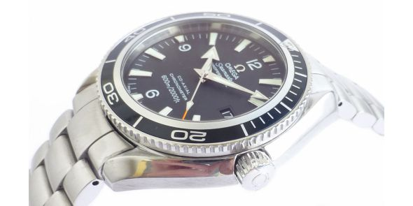 Omega Seamaster Planet Ocean - 42 mm - Omega Serviced - OME 623