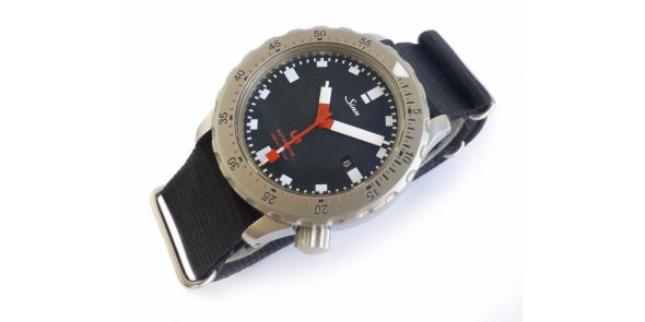 Sinn U1 Divers Automatic Wristwatch. - NWW 1440