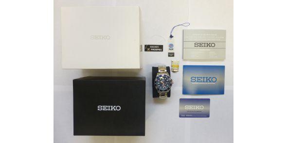 Seiko Prospex PADI Special Edition Solar Divers 200M SNE435 - NWW 1438