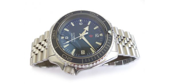 Seiko Automatic SKX Planet Ocean Modification - NWW 1445