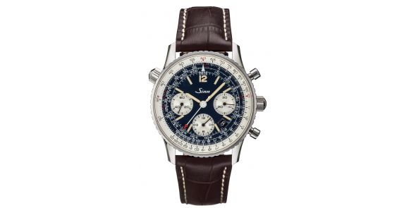 903 St B E - The Navigation Chronograph - SIN 237