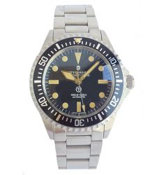 Steinhart Ocean Vintage Military - New Black Dial 0658