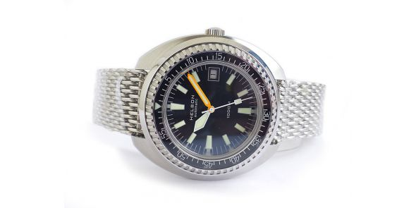 Helson Tutle 1000 metre Automatic Divers - NWW 1447