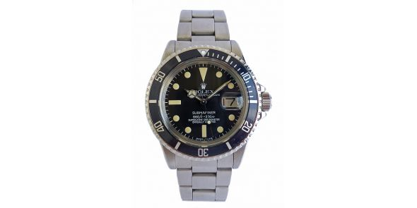 Rolex Submariner 1680 - Full Set - ROL 686