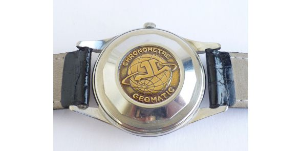 Jaeger Le Coultre - Geomatic Chronometere - NWW 1454