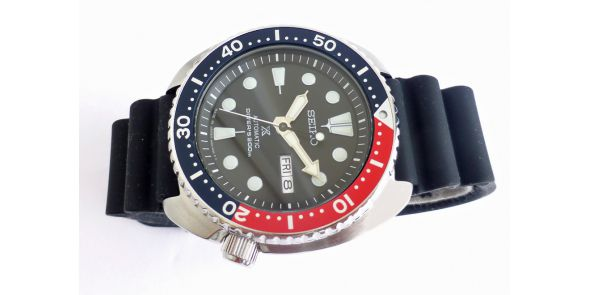 Seiko Automatic Prospex Turtle - Japan Model - NWW 1456