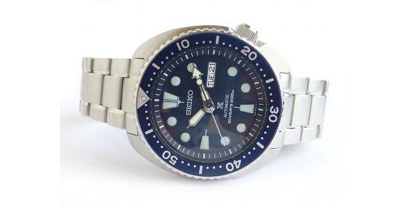 Seiko Automatic Prospex Turtle - Blue Dial - NWW 1457