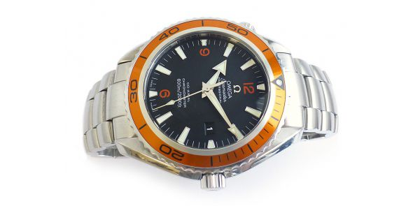 Omega Seamaster Planet Ocean Co-Axial. - OME 624