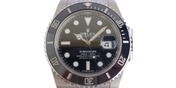 Rolex Submariner 116610LN - ROL 691