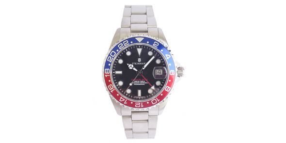 GMT Ocean One 39 - Blue-Red - 0848