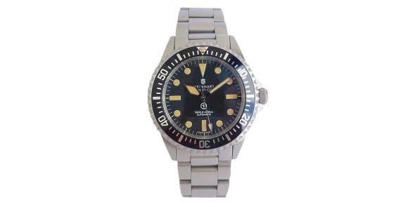 Steinhart Ocean Vintage Military - Black Dial - NWW 1469