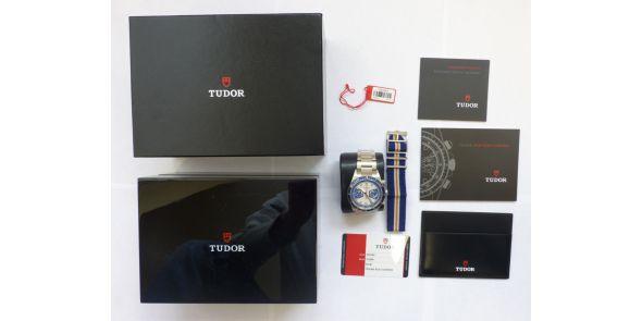 Tudor Heritage Chronograph. - TUD 55