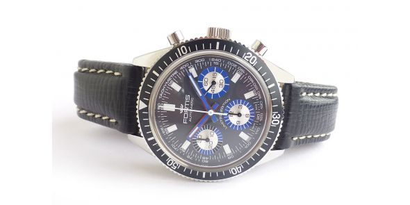 Fortis Marine Master 100th Anniversary Limited Edition - NWW 1479
