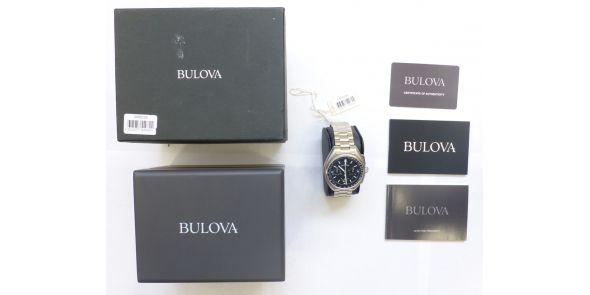 Bulova Lunar Pilot Chronograph - NWW 1474