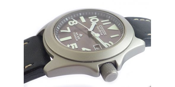 Citizen Eco Drive - Field Watch Ray Mears Model - NWW 1473