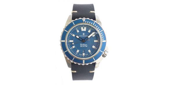 Steinhart Triton 30 ATM Blue - Ref 103-0766