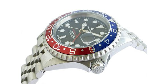 Steinhart GMT Blue Red.2 - 103-0857