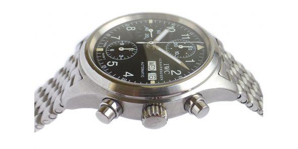IWC Flieger Chronograph - IWC 197