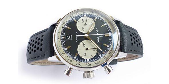 Hamilton Intra Matic 1968 - NWW 1497