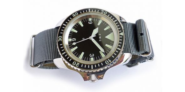 CWC 1980 Royal Navy Divers Reissue Limited Edition - NWW 1496