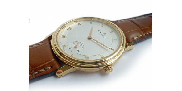 Blancpain Villeret 18k Rose Gold - NWW 1498