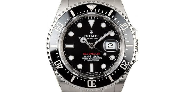Rolex Sea-Dweller Reference - 126600 - Ref 697