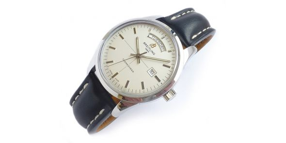 Breitling Transocean Day Date - BRL 214