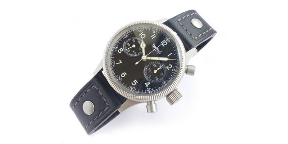 Hanhart Replika Chronograph - Limited Edition - NWW 1500