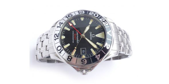 Omega Seamaster - GMT - OME 630